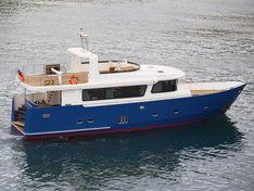 Яхта Popilov 20M