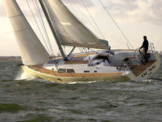 Яхта Alexandra Dreams/Hanse 430