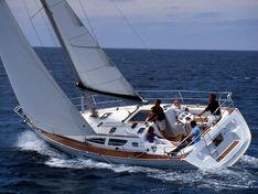 Яхта Sun Odyssey 35