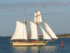Яхта Brigantine (Бригантина)