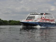 Яхта METEOR/Diving catamaran