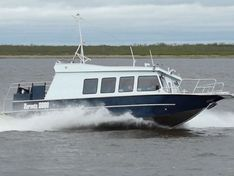 Яхта Barents 9000