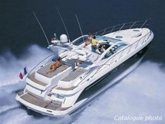 Яхта Saly/Targa 52