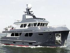 Яхта Bering 80 Veda