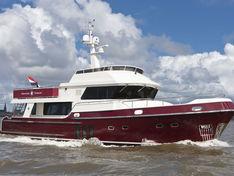 Яхта Anastasia/Privateer Trawler 65