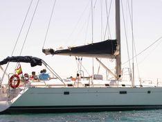 Яхта Taniwha II/Beneteau 50