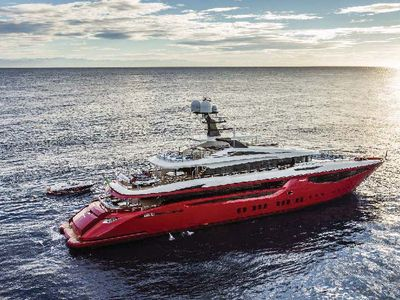 Продажа яхты Mondomarine 50m Fly «IPANEMA»