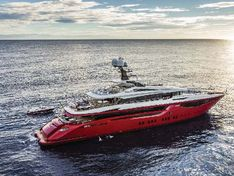 Яхта IPANEMA/Mondomarine 50m Fly