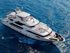 Яхта Benetti Crystal 140'