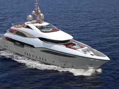Яхта Bilgin 156'