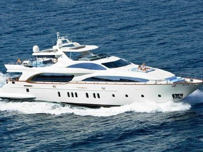 Продажа яхты Azimut 116