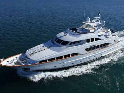 Yacht for sale motor yacht benetti classic 115 39 for sale for Vintage motor yachts for sale