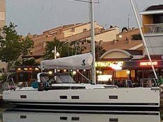 Яхта Ayaks/Oceanis 55
