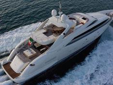 Яхта ISA Sport 120