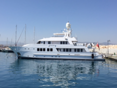 Яхта Sudami/Inace Expedition Yacht 34m