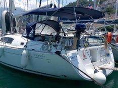 Яхта DIVA/Oceanis 43 Family