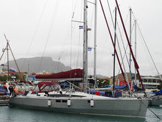 Яхта Valentina/OVNI 495