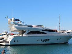 Яхта Galant/Dominator 620S