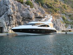 Яхта Sunseeker Manhattan 70