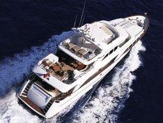 Яхта ELALDREA/Benetti 34.95m