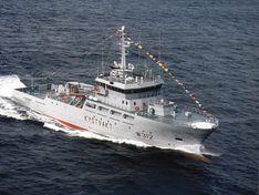 Яхта ÅLESUND/Patrol Wessel