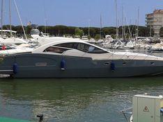 Яхта Pioneer C54