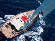 Яхта HERITAGE/Perini Navi 45m
