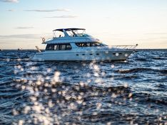 Gala/Carver 570 Voyager Pilothouse